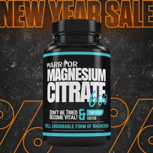 Magnesium Citrate 600 Tablets
