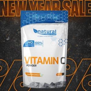 Vitamin C v prášku
