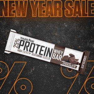 Warrior Energy Protein Bar - proteinová tyčinka