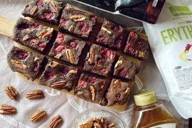 Recept na fit brownie plné bílkovin