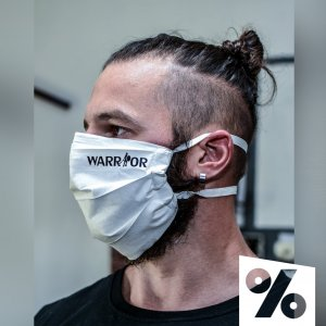 Arcvédő maszk a Warriortól