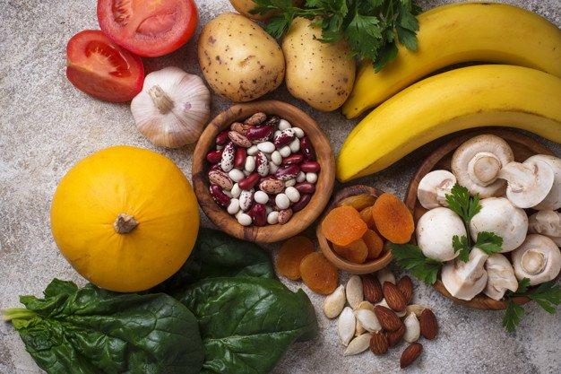 10 klíčových potravin bohatých na draslík