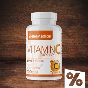 Vitamin C 500 – kapsle