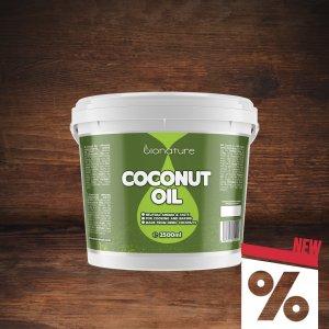 Coconut Oil - kokosový olej bez vůně