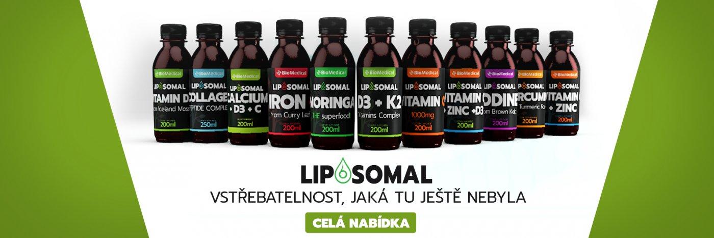 Liposomals
