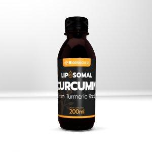 Liposomal Curcumin - Lipozomální kurkumin