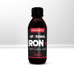 Liposomal Iron+ - Lipozomální železo