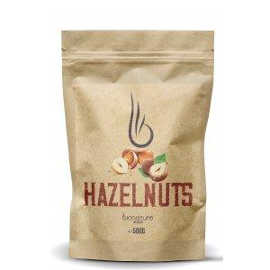 Lískové ořechy - BioNature