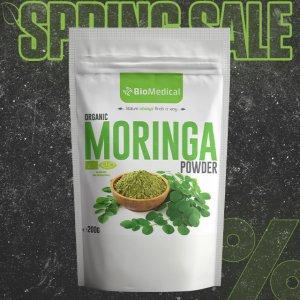 Organic Moringa Powder – Bio Moringa v prášku