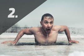 Najčastejšie chyby otužilcov a na čo si dať pozor? (2. časť)