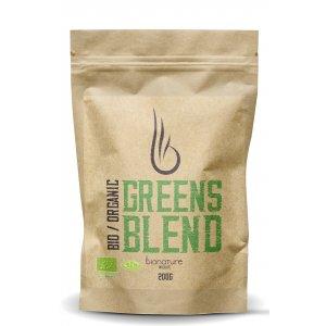 Bio Organic Green Mix prášek - BioNature
