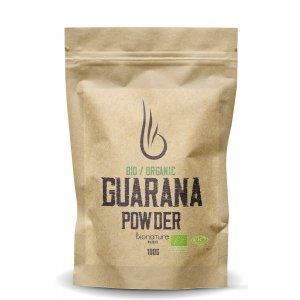 Bio Organic Guarana prášok - BioNature