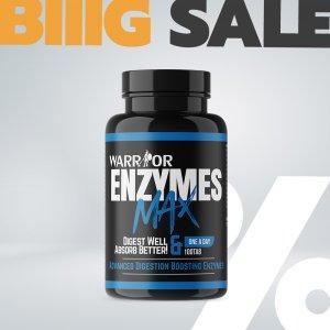 Enzymes Max - tráviace enzýmy