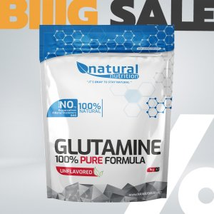 Glutamine - L-Glutamin