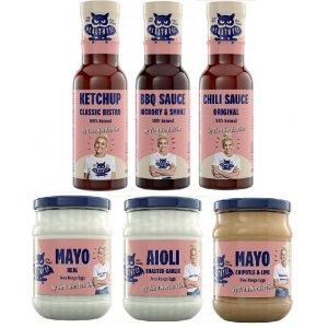 HealthyCO Omáčky a Mayo
