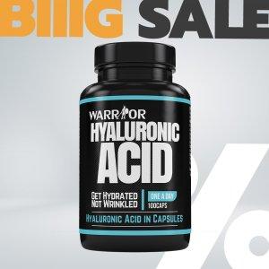 Hialuronsav - Hyaluronic Acid