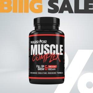 Muscle Complex – Preworkout Complex Capsules