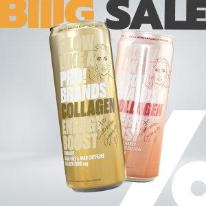 PRO!BRANDS – Collagen Energy drink