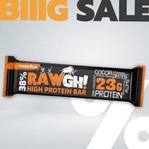 RawGh! - protein szelet  38%