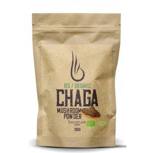 Bio Organic Chaga prášek - BioNature