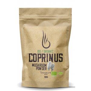 Bio Organic Coprinus prášek - BioNature