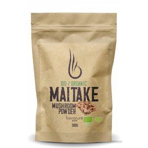 Bio Organic Maitake prášek - BioNature