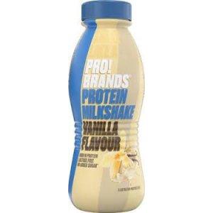 Pro!Brands Milkshake proteínový nápoj