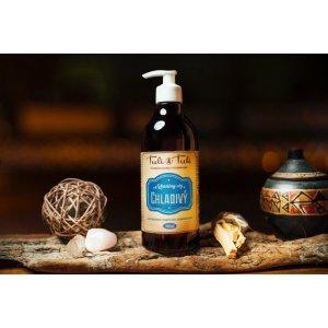 Masážní olej chladivý, s třezalkovým olejem 500ml