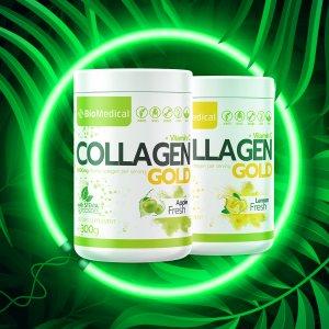 Collagen Gold - Hydrolyzed Beef Collagen