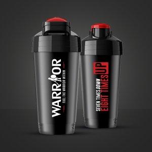 Shaker Warrior Premium 700ml