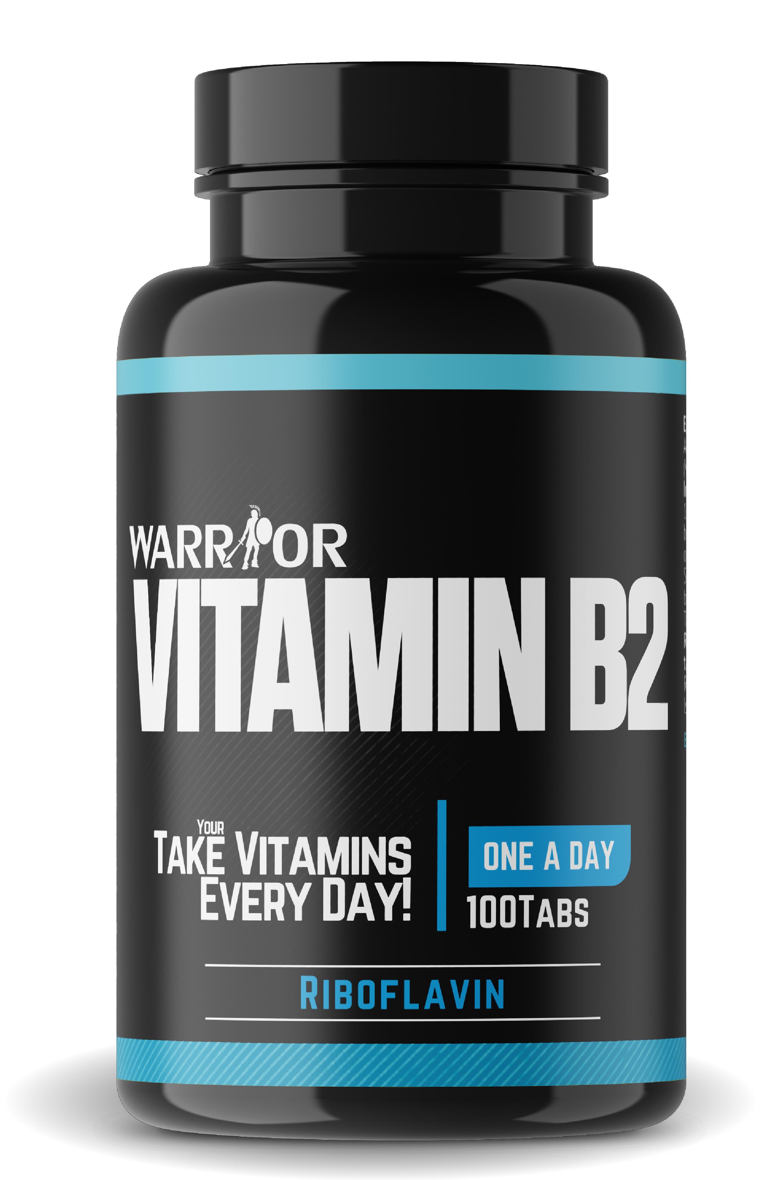 Vitamín B2 tablety 100 tab