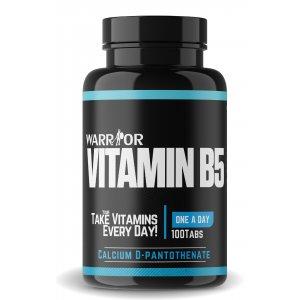 Vitamin B5 tablety
