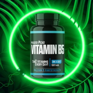 Vitamín B5 tablety