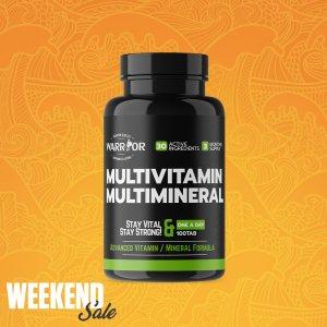 Multivitamín Multiminerál tablety
