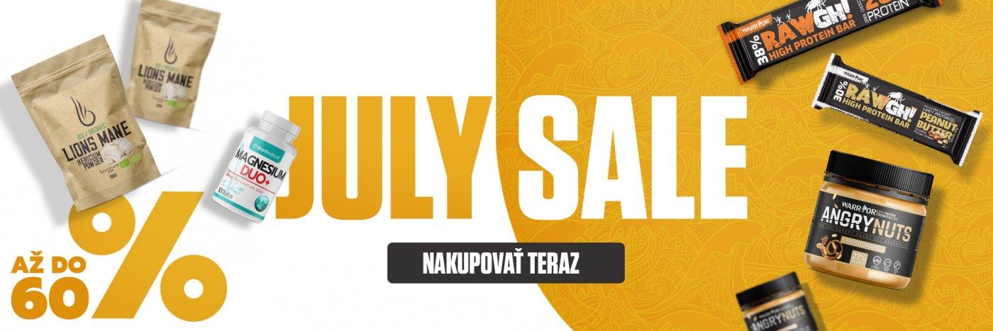 July sale 2021