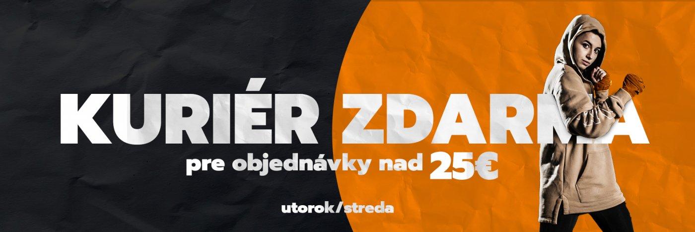 Kurier zdarma Jul 2021
