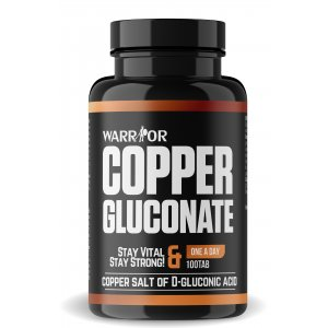 Meď - Copper Gluconate tablety