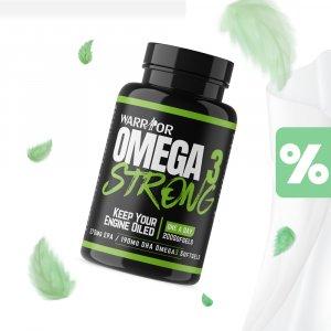Omega 3 Strong kapsuly