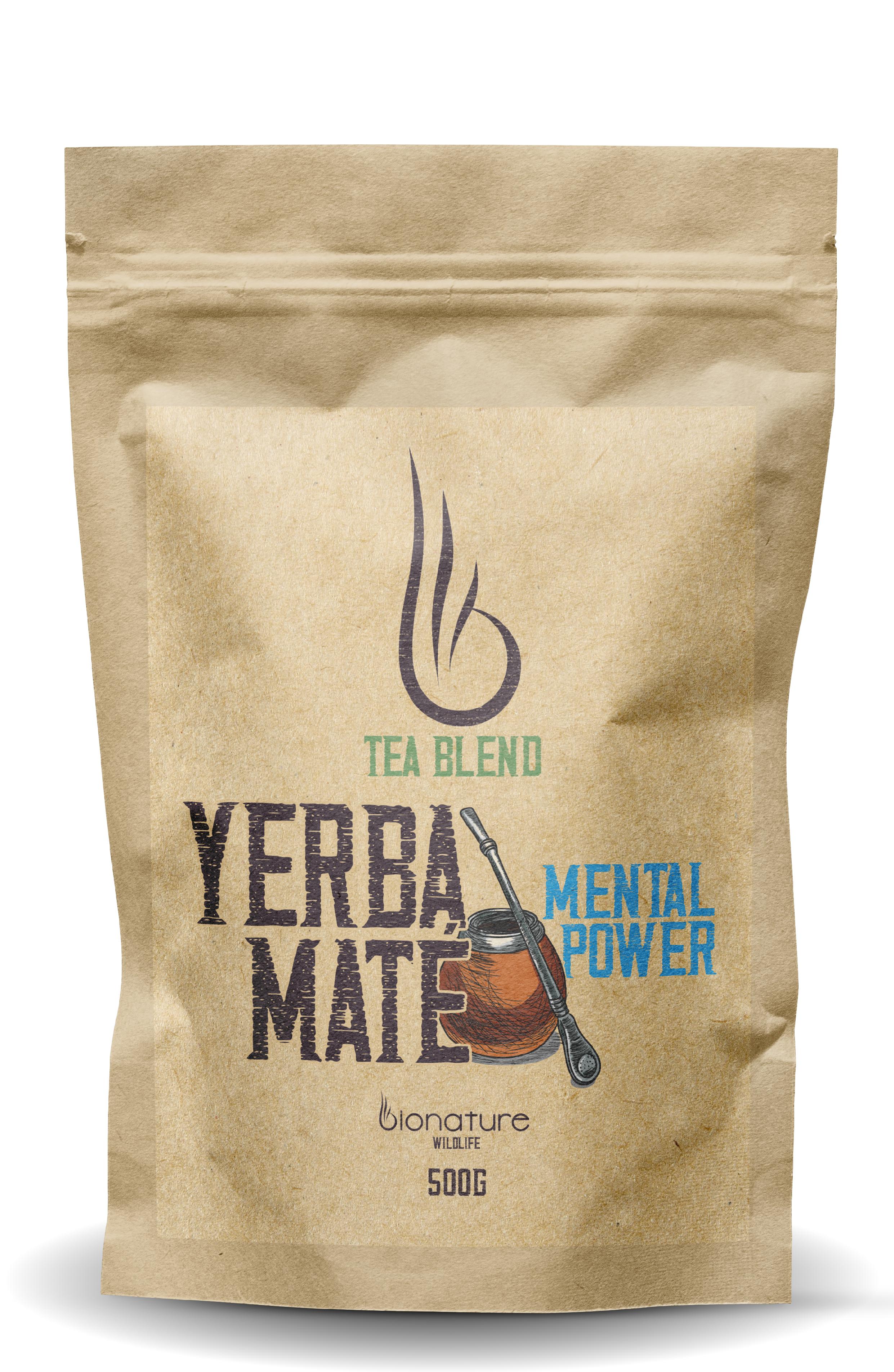 Yerba Maté Green - Mental Power 500g