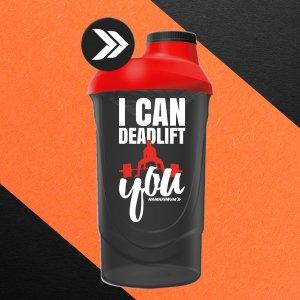 Shaker NaMaximum 600ml - I Can Deadlift You