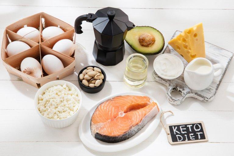 Zaostřeno na ketony: Jak souvisí se spalováním tuků?