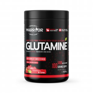 Warrior Glutamine with Stevia
