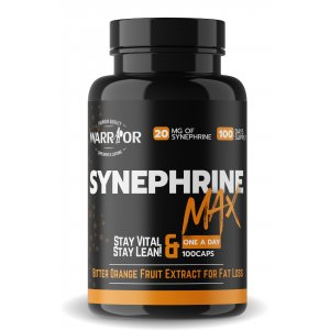 Warrior Synephrine Max - Synefrin v kapslích