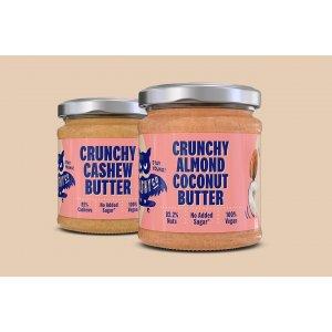 Healthy CO Orieškové maslá